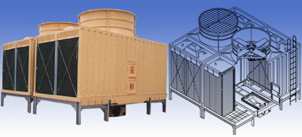 FC Cooling Tower